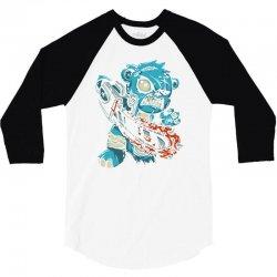 care bear x evildead 3/4 Sleeve Shirt   Artistshot