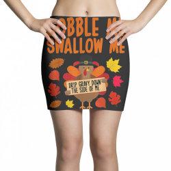 Funny Turkey Thanksgiving Mini Skirts   Artistshot