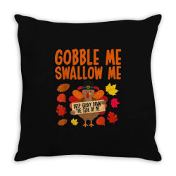 Funny Turkey Thanksgiving Throw Pillow Designed By Mrt90