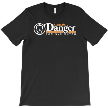 Carlos Danger T-shirt Designed By Monstore