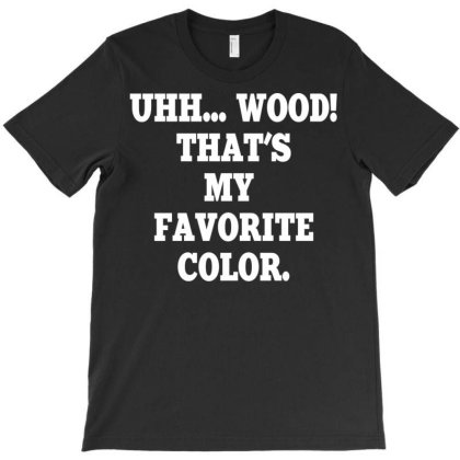 Wood Color T-shirt Designed By Lotus Fashion Realm