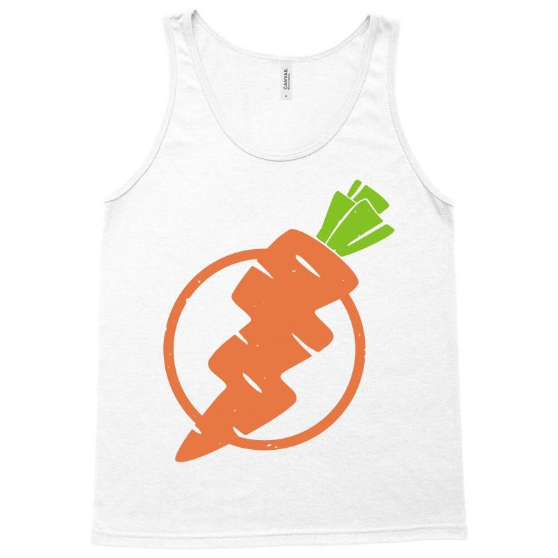 Carrots Lightning Tank Top | Artistshot