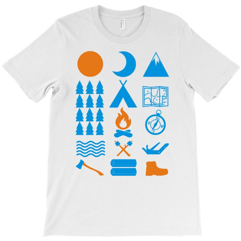 Carry On Camping T-shirt | Artistshot