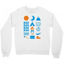 carry on camping Crewneck Sweatshirt | Artistshot