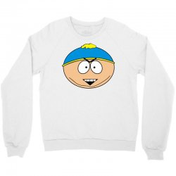 cartman tête Crewneck Sweatshirt | Artistshot