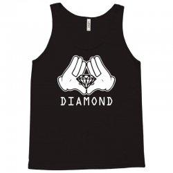 cartoon hands diamond Tank Top | Artistshot