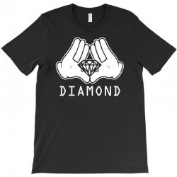 cartoon hands diamond T-Shirt | Artistshot
