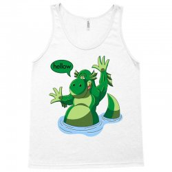 cartoon nessy Tank Top | Artistshot