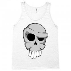 cartoon skull Tank Top | Artistshot