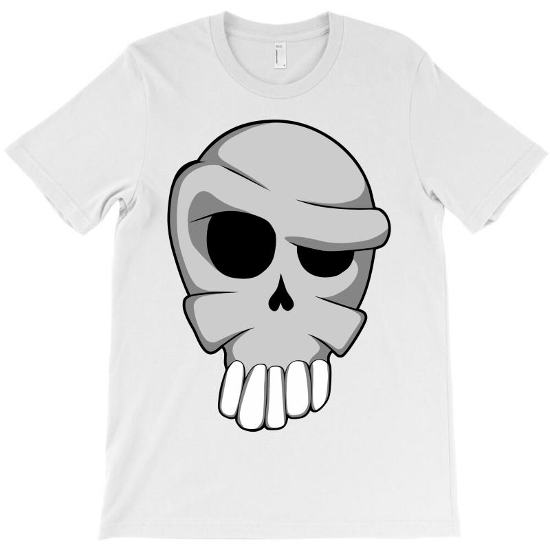 Cartoon Skull T-shirt | Artistshot