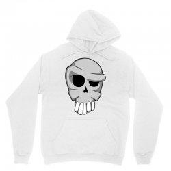 cartoon skull Unisex Hoodie | Artistshot