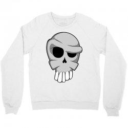 cartoon skull Crewneck Sweatshirt | Artistshot