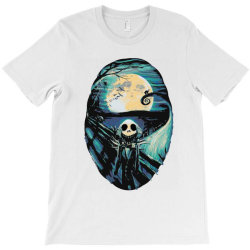 scream before halloween T-Shirt | Artistshot