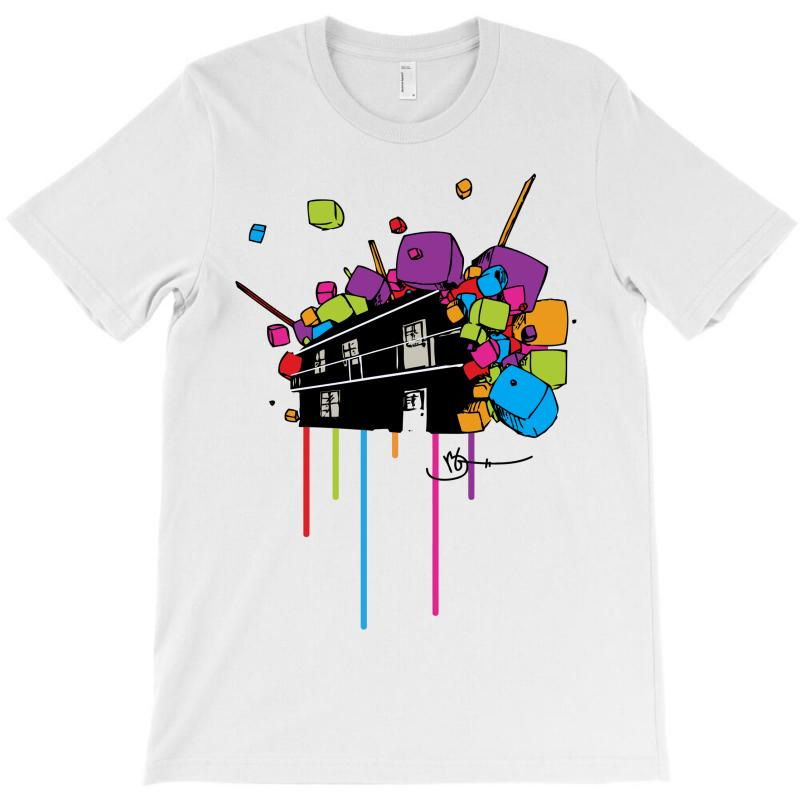 Caskade T-shirt | Artistshot
