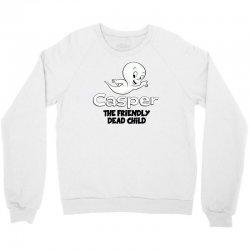 casper the friendly dead child Crewneck Sweatshirt | Artistshot