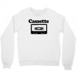cassette Crewneck Sweatshirt | Artistshot