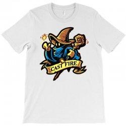 cast fire T-Shirt | Artistshot