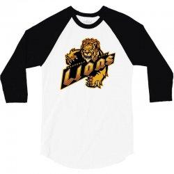 casterly rock lions 3/4 Sleeve Shirt | Artistshot