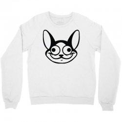 cat character graphic Crewneck Sweatshirt | Artistshot