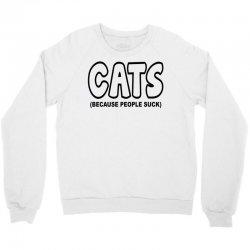 cat lovers Crewneck Sweatshirt   Artistshot