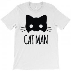 cat man T-Shirt | Artistshot
