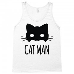 cat man Tank Top | Artistshot