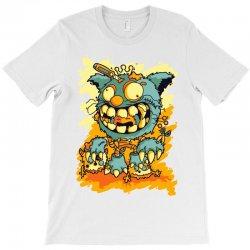 cat monster (2) T-Shirt   Artistshot