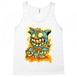 cat monster (2) Tank Top   Artistshot