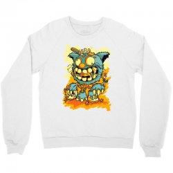 cat monster (2) Crewneck Sweatshirt   Artistshot