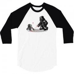 cat at loves lasers! 3/4 Sleeve Shirt | Artistshot