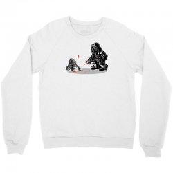 cat at loves lasers! Crewneck Sweatshirt | Artistshot