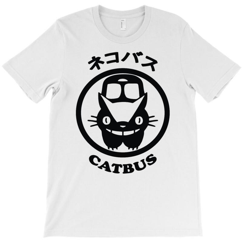 Catbus T-shirt | Artistshot
