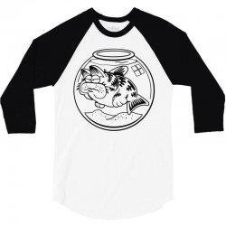 catfish 3/4 Sleeve Shirt | Artistshot