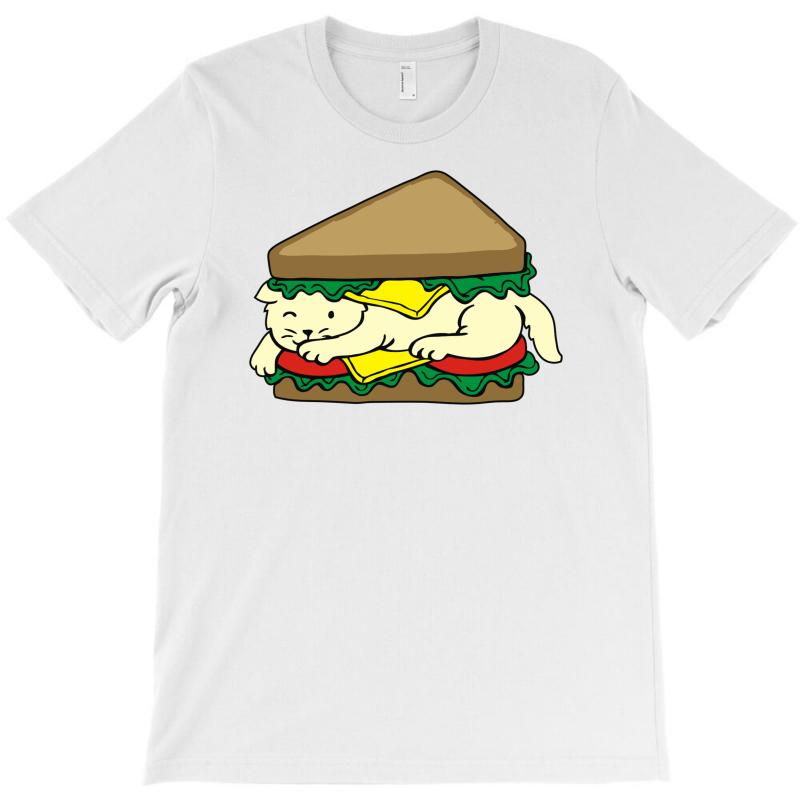 Catwich T-shirt   Artistshot