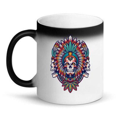 Cannabis Sagamore Magic Mug Designed By Tariart