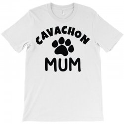 cavachon mum T-Shirt   Artistshot