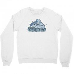 cave trolls (2) Crewneck Sweatshirt | Artistshot