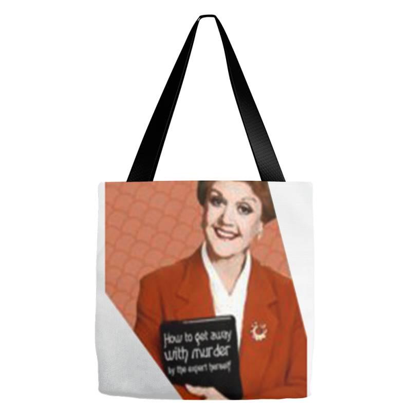 Jessica Fletcher Tote Bags | Artistshot