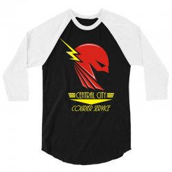 central city courier service 3/4 Sleeve Shirt | Artistshot