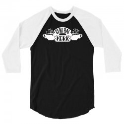 central perk 3/4 Sleeve Shirt | Artistshot