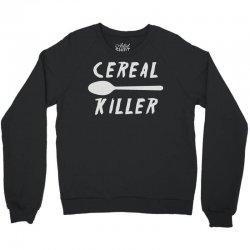 cereal killer (2) Crewneck Sweatshirt | Artistshot