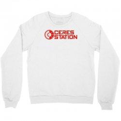 ceres station Crewneck Sweatshirt | Artistshot