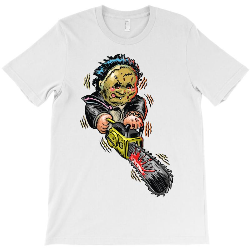 Chain Shaw Leatherface Case T-shirt | Artistshot