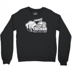 champ's whammy chicken Crewneck Sweatshirt   Artistshot