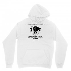 charity begins at home so feel free to donate to mine Unisex Hoodie | Artistshot