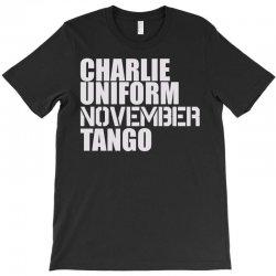 charlie uniform T-Shirt | Artistshot