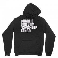 charlie uniform Unisex Hoodie | Artistshot