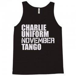 charlie uniform Tank Top | Artistshot