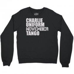 charlie uniform Crewneck Sweatshirt | Artistshot