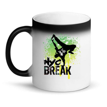 Break Dance Magic Mug Designed By Coşkun
